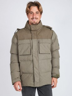 BILLABONG bunda BUNKER MILITARY