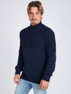 BILLABONG svetr COXOS NAVY HEATHER