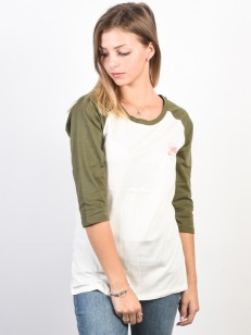 BILLABONG triko EYE SEA SKY OLIVE