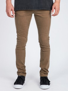 BILLABONG kalhoty NEW ORDER CHINO BROWN