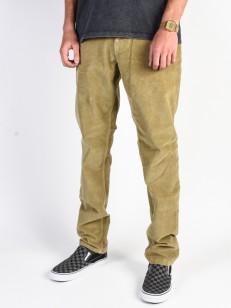 BILLABONG kalhoty OUTSIDER CORD GRAVEL