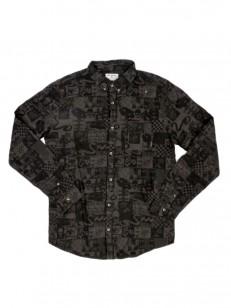 BILLABONG košile MERCADO BLACK