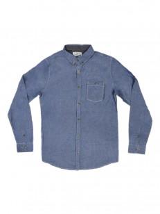 BILLABONG košile ALL DAY CHAMBRAY BLUE