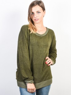 BILLABONG top LET GO OLIVE