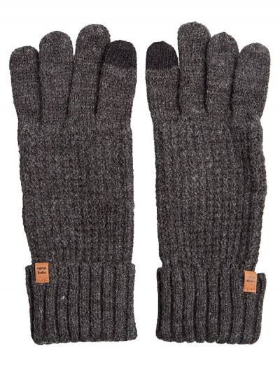 BILLABONG rukavice BROOKLYN GLOVES BLACK HEATHER