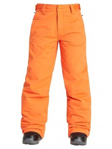BILLABONG kalhoty GROM BOY PUFFIN ORANGE