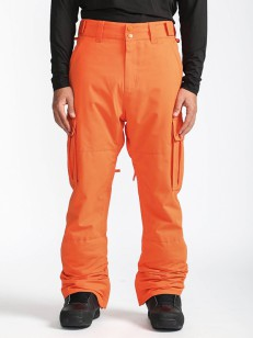 BILLABONG kalhoty TRANSPORT PUFFIN ORANGE