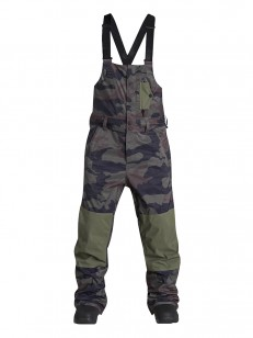 BILLABONG kalhoty NORTH WEST BIB CAMO