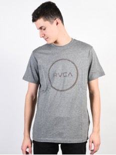RVCA triko MOTORS STANDARD ATHLETIC HEATHER
