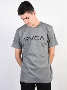 RVCA triko BIG RVCA ATHLETIC HEATHER