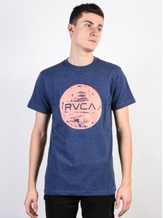 RVCA triko MOTORS DARK DENIM
