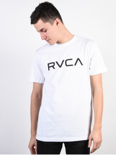 RVCA triko BIG RVCA WHITE
