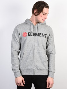 ELEMENT mikina BLAZIN GREY HEATHER