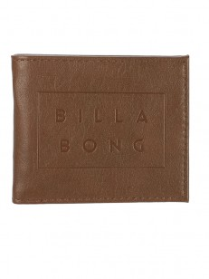 BILLABONG peňaženka DIE CUT TAN