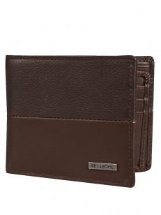 BILLABONG peněženka FIFTY50 CHOCOLATE