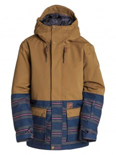 BILLABONG bunda FIFTY 50 CAMEL