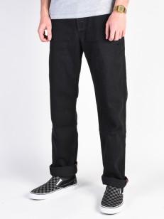 LEVIS kalhoty 501 STF 5 POCKET DARK RIGID