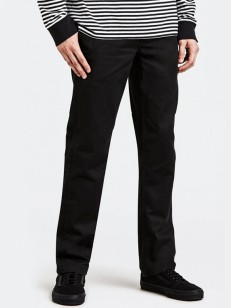 LEVIS kalhoty WORK PANT BLACK TWILL