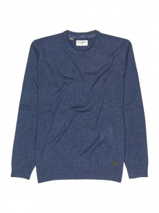 BILLABONG svetr ALL DAY NAVY HEATHER