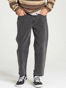 BILLABONG kalhoty FIFTY CROPPED JEAN INDIGO BLEACH