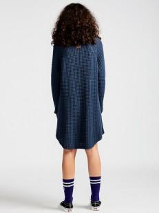 ELEMENT šaty ELEVENTH INDIGO