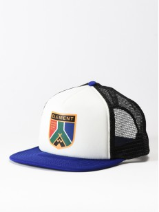 ELEMENT kšiltovka EA TRUCKER SODALITE BLUE