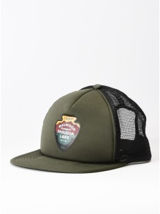 ELEMENT kšiltovka EA TRUCKER OLIVE DRAB