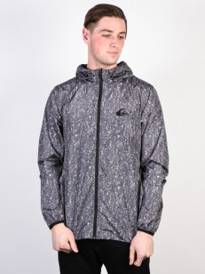 QUIKSILVER bunda EVERYDAY TARMAC ACID PRINT