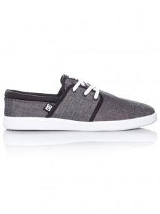 DC boty HAVEN DARK GREY/BLACK