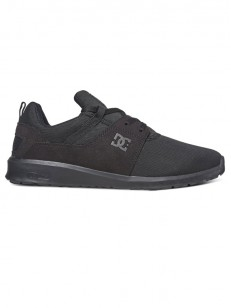 DC boty HEATHROW BLACK/BLACK/BLACK