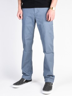 DC kalhoty WORKER STR CHINO BLUE MIRAGE