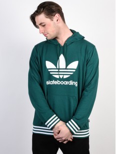 ADIDAS mikina CMA UNIFORM CGREEN/WHITE