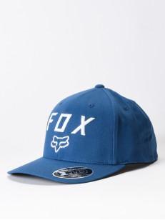 FOX kšiltovka LEGACY MOTH 110 Dusty Blue