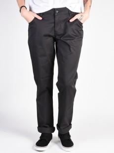FOX kalhoty DODDS CHINO Black Vintage