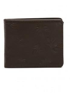 VANS peněženka FERGUS BIFOLD Dark Brown