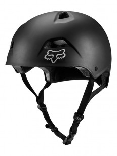 FOX helma FLIGHT SPORT Black