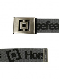 HORSEFEATHERS pásek ICON gray