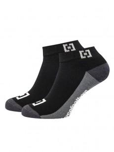 HORSEFEATHERS ponožky COLTON black