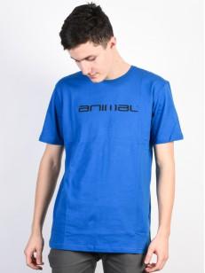ANIMAL tričko CLASSICO SNORKEL BLUE