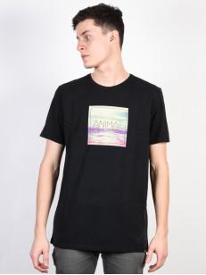 ANIMAL tričko SERIF BLACK