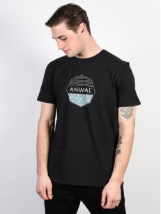 ANIMAL triko LAMARY BLACK