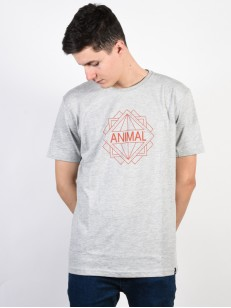 ANIMAL triko TARDY GREY MARL