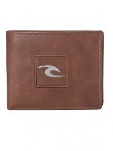 RIP CURL peňaženka RIDER RFID ALL DAY BROWN