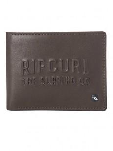 RIP CURL peněženka UP NORTH PU ALL DAY BROWN