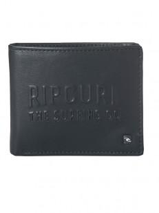 RIP CURL peňaženka UP NORTH PU ALL DAY BLACK
