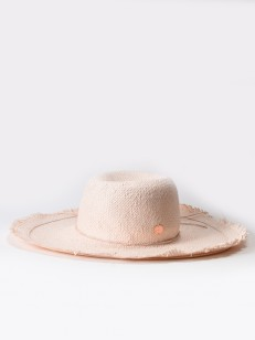 RIP CURL klobouk SANDY BOHO LIGHT PINK