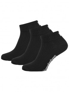 HORSEFEATHERS ponožky RUN 3PACK black