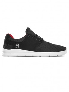 ETNIES boty SCOUT XT BLACK/WHITE/RED