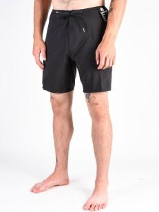 VOLCOM koupací šortky LIDO SOLID MOD Black