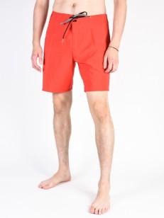 VOLCOM koupací šortky LIDO SOLID MOD True Red